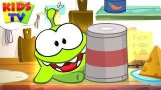Sweet Recipe  Around The World  Om Nom Cartoons For Children - Kids TV