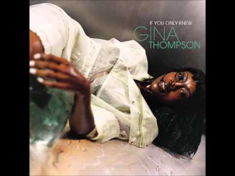 Gina Thompson   If You Only Knew (1999) (Unreleased Album)
