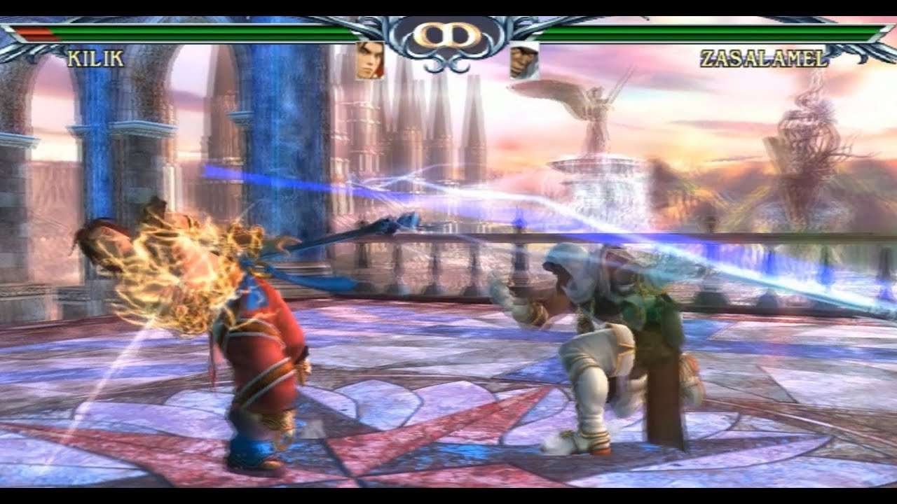 Soul Calibur 3 1080p Running On Pcsx2 099 Svn Youtube Tekken 7 Foldable Fan Ps4 Region English