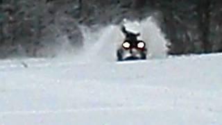 Покатушки на квадроцикле по снегу(, 2011-12-12T06:20:15.000Z)