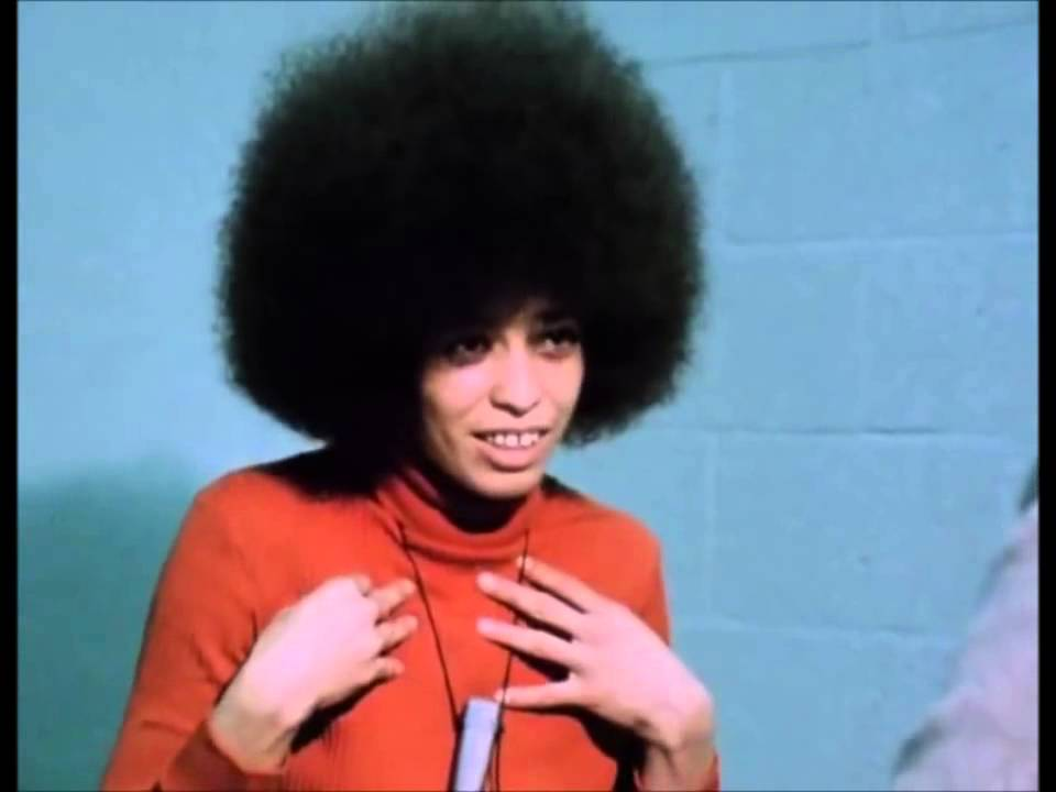 Angela Davis | On Violence and Revolution