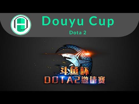 Douyu Cup ||| DG vs BH ||| Game 1/2