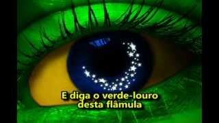 Baixar HINO NACIONAL BRASILEIRO OFICIAL - ILUSTRADO E LEGENDADO (27º BPM/M)
