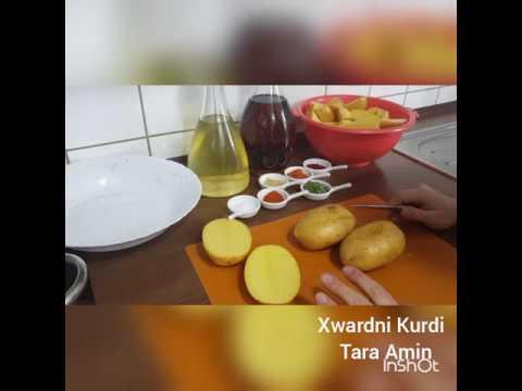 Xwardni Kurdi Tara Amin patata ba frn
