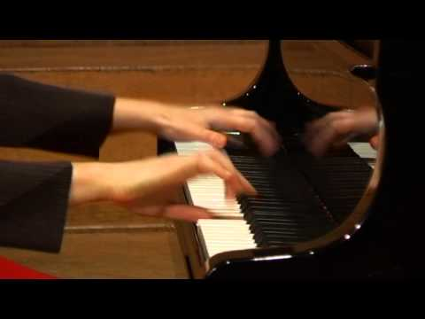 Blandine Waldmann plays Liszt - Scriabin