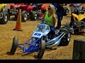 "Quads gone wild ""Dirt Drag Racing"""