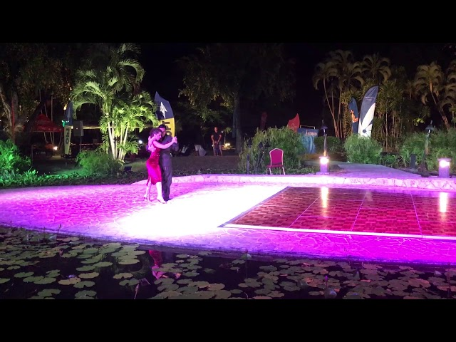 Tahiti Tango Festival 2019 Leo & Paola  Part 2