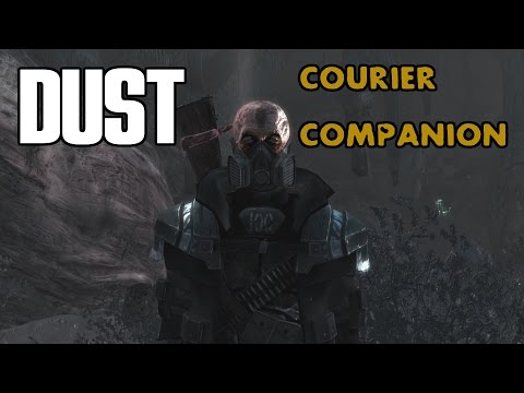 Courier Companion For Fallout Dust Mod