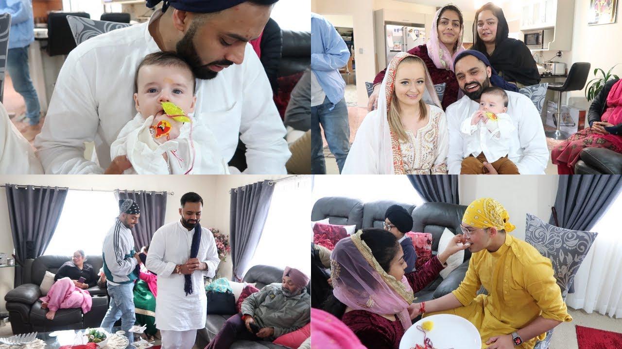 NOAH'S FIRST RAKSHA BANDHAN | Celebrating Rakhri With Family