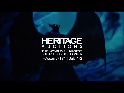Animation Art - 7171 - Heritage Auctions
