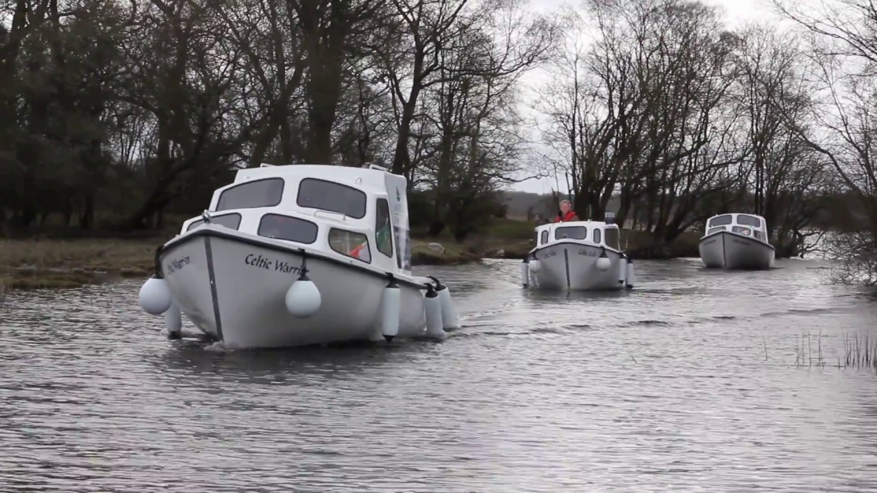 Lakeside Day Boat Hire Athlone -
