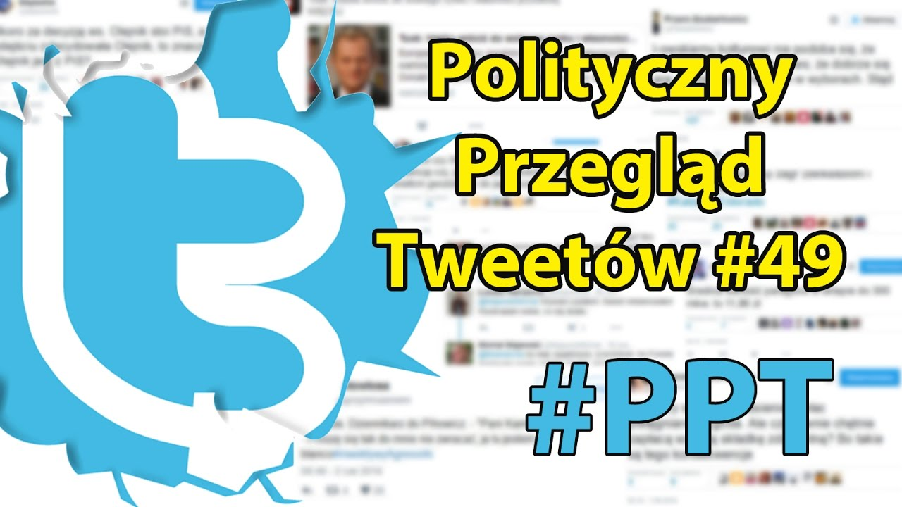 Polityczny Przegląd Tweetów #49 Protest SB, Macron, ekonomista PO Andrzej Rząca.