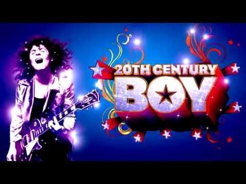 20th Century Boy  The Musical  2015 promo