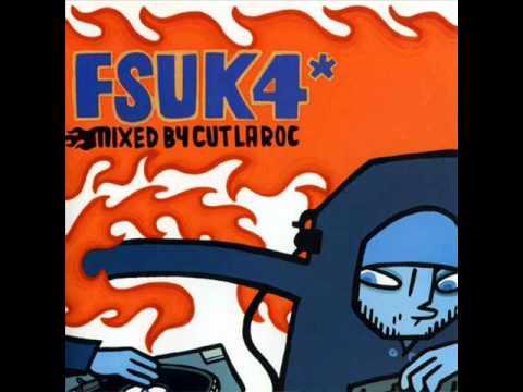 Future Sound Of UK 4 mix by  Cut la roc cd1