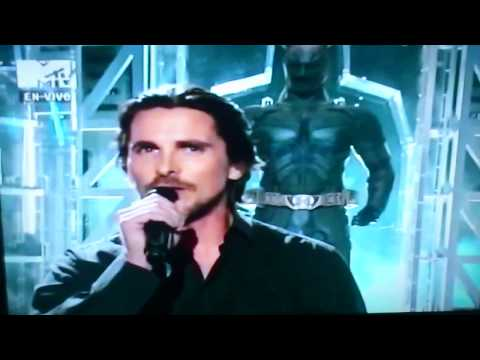 Batman Trilogy History Mtv Movie Awards 2012