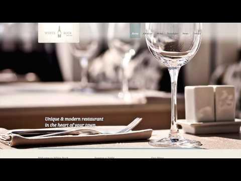The Best Restaurant WordPress Website Designs