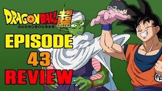 Dragonball Super Episode 43 REVIEW | ALL IS FORGIVEN, PAN!