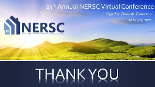 2021 NERSC Thank You