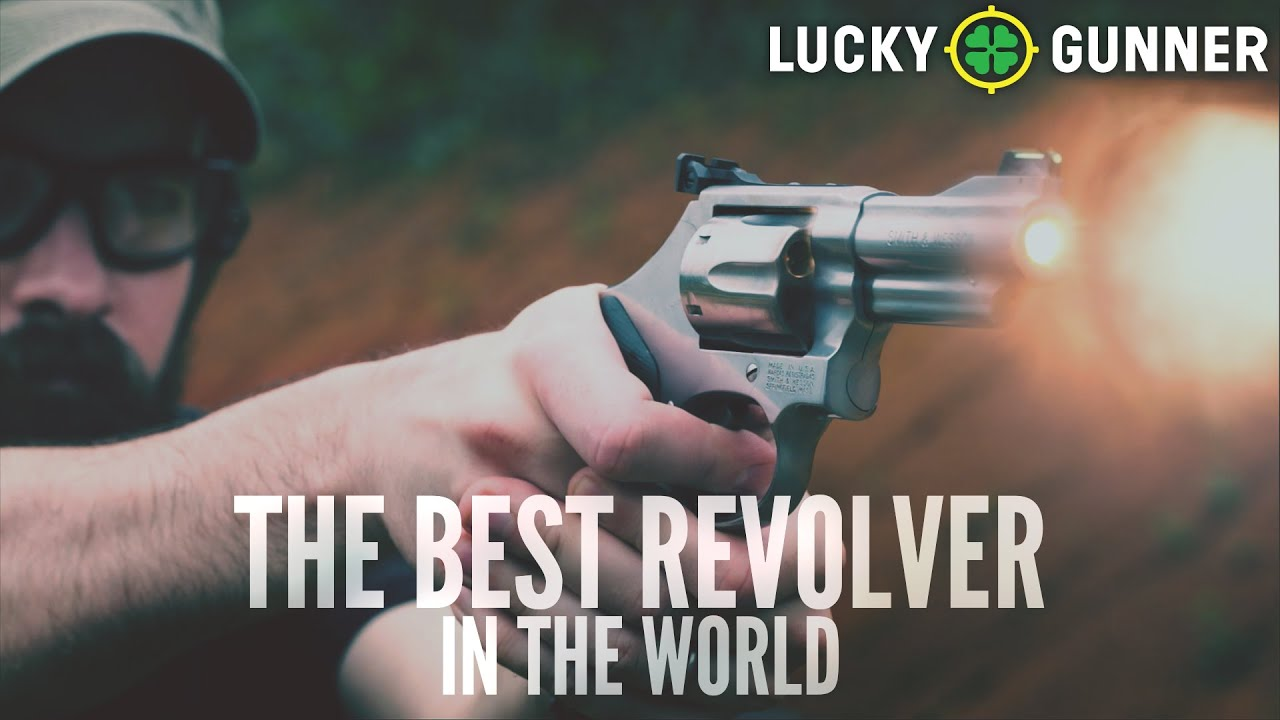 Fast Five: Top New Revolvers - Gunivore