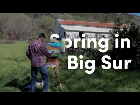 A Spring Day in Big Sur