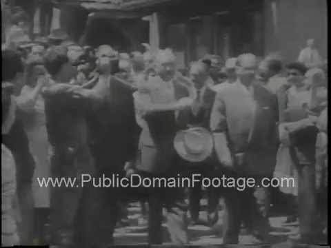 Konrad Adenauer Former Chancellor of Germany passes away 1967 archival footage