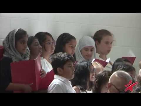 Chris Hadfield Public School, Bradford, Grand Opening - June 7, 2016