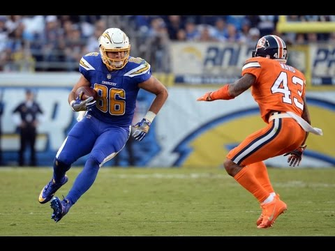 "Hunter Henry: ""Future Legend"" Highlights"