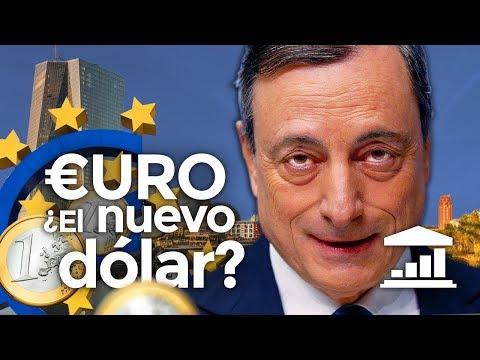 ¿Podrá El €URO Superar Al DÓLAR? - VisualPolitik