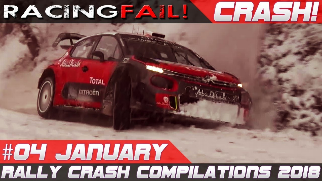 rallye monte carlo teaser rally crash compilation week 4 january 2018 racingfail youtube. Black Bedroom Furniture Sets. Home Design Ideas