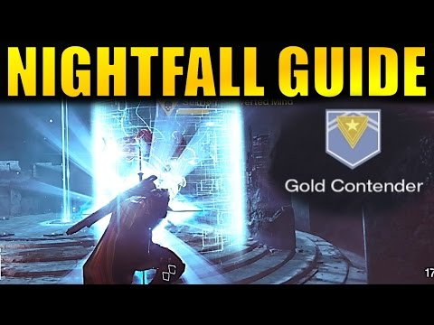 no matchmaking for nightfall destiny 2