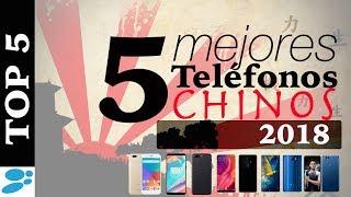 Mejores teléfonos chinos relación calidad - precio 2018