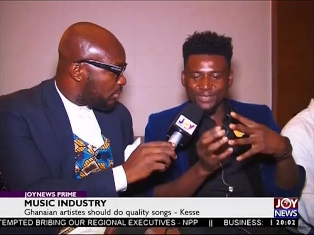 Music Industry - Joy Entertainment Prime (29-11-16)