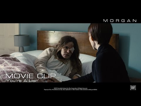 Morgan ['You're A Liar' Movie Clip in HD (1080p)]