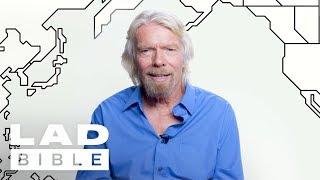 Extreme Stories: Richard Branson On The Balloon Adventure That Nearly Killed Him