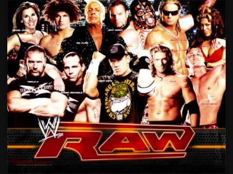 WWE Raw Theme