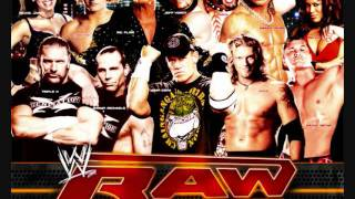 "WWE Raw Theme ""Move To The Music"""