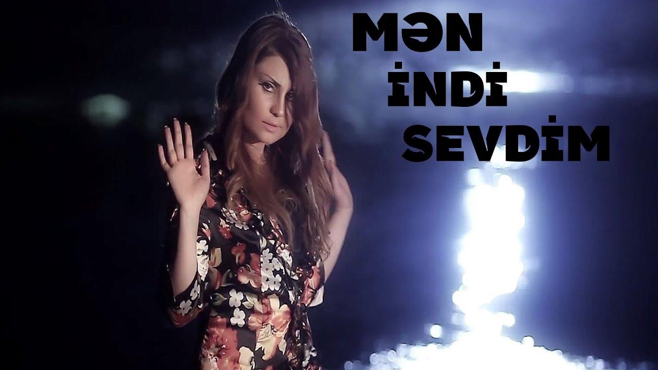 Sebnem Tovuzlu Men Indi Sevdim Hd Youtube
