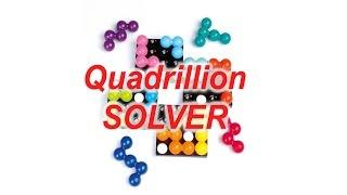 Quadrillion tutorial Level: Master Puzzle: 40