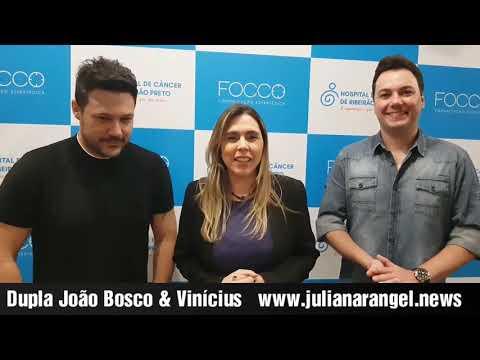 Entrevista com a dupla João Bosco & Vinicius
