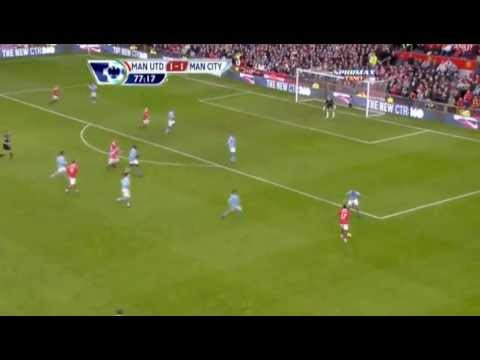 Wayne Rooney Overhead/Bicycle Kick Goal vs Man City - YouTube