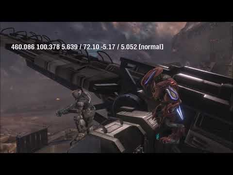 Halo: Reach - Emile's Death Behind The Scenes