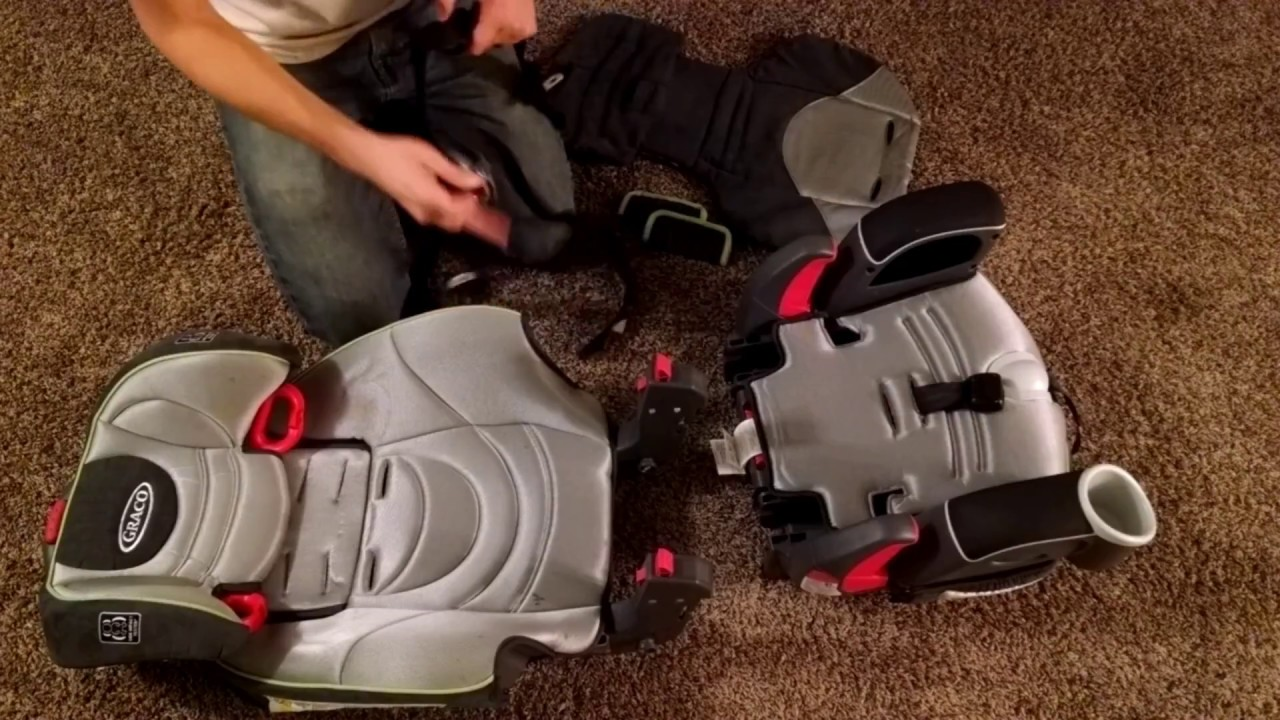 graco nautilus 65 3 in 1 car seat assembly youtube rh youtube com Britax Car Seats Graco Car Seat Cover Change