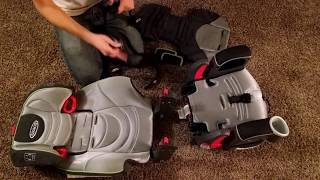 Graco Nautilus 65 3-in-1 Car Seat Assembly