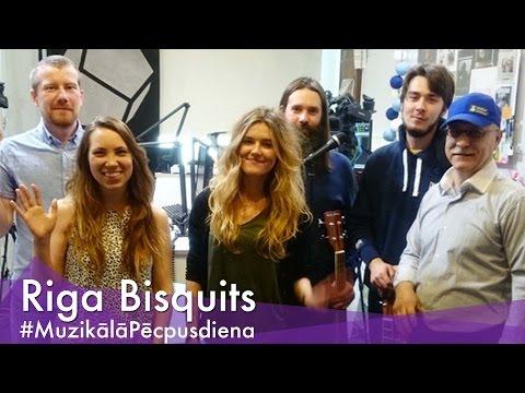 Muzikālā pēcpusdiena: Riga Bisquits