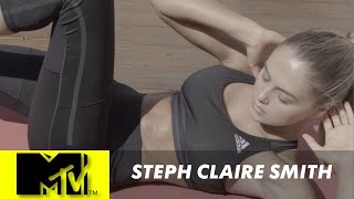 STEPH CLAIRE SMITH l MTV FIT SESSIONS X ADIDAS