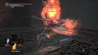Dark Souls 3 - Got Castlevania'd again