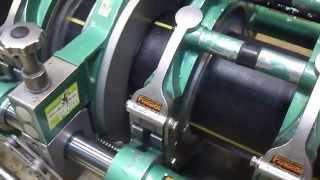 Стыковой сварочный аппарат Gator 250 Скоростная сварка