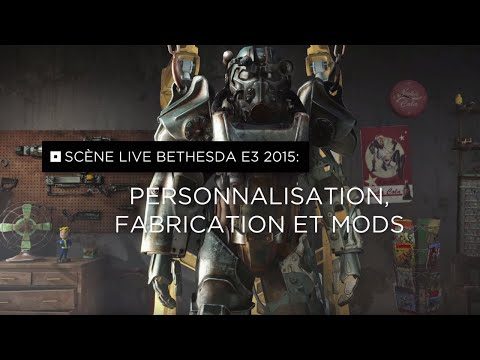 Fallout 4 – Personnalisation, fabrication et mods