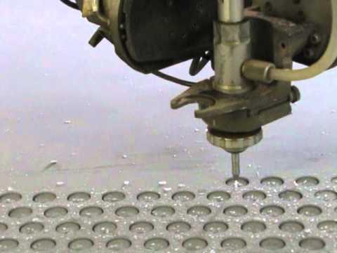 Cutting 4lb XLPE Foam