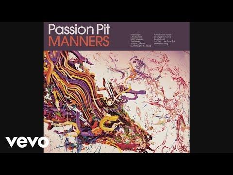 Passion Pit - Dreams (Audio)
